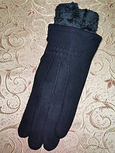 Трикотаж з Арктичний оксамит рукавички чоловічі тільки оптом