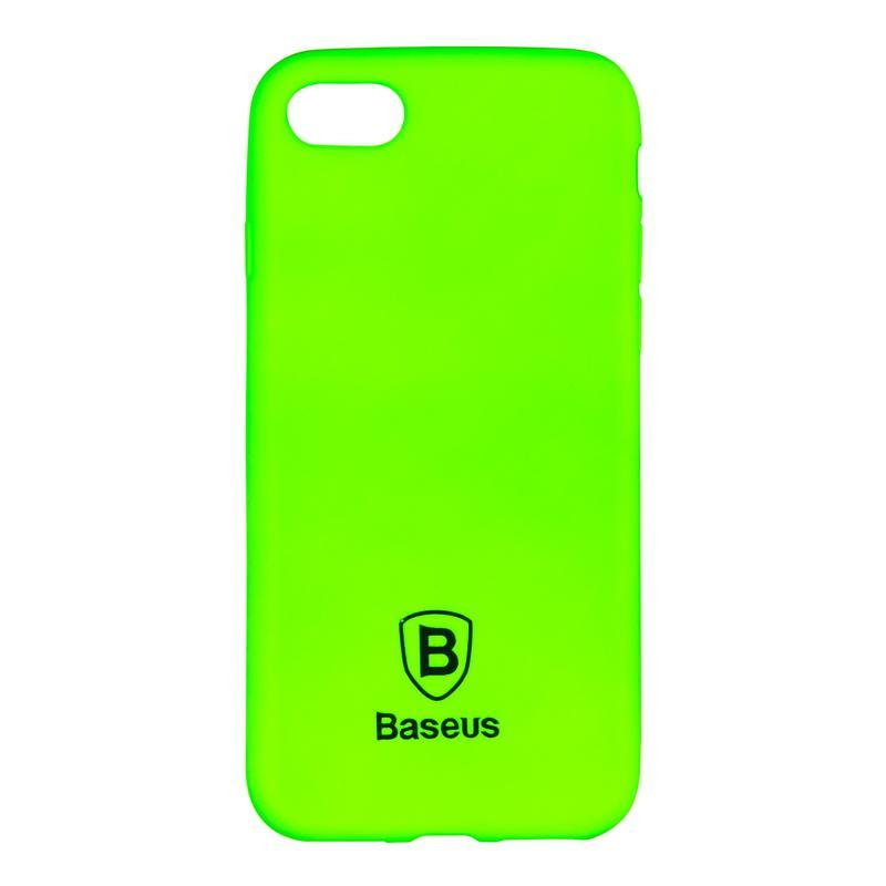 Baseus Soft Colorit Case for iPhone 6 Plus Green