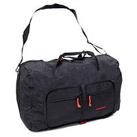 Сумка дорожная Members Holdall Ultra Lightweight Foldaway Small 39 Black