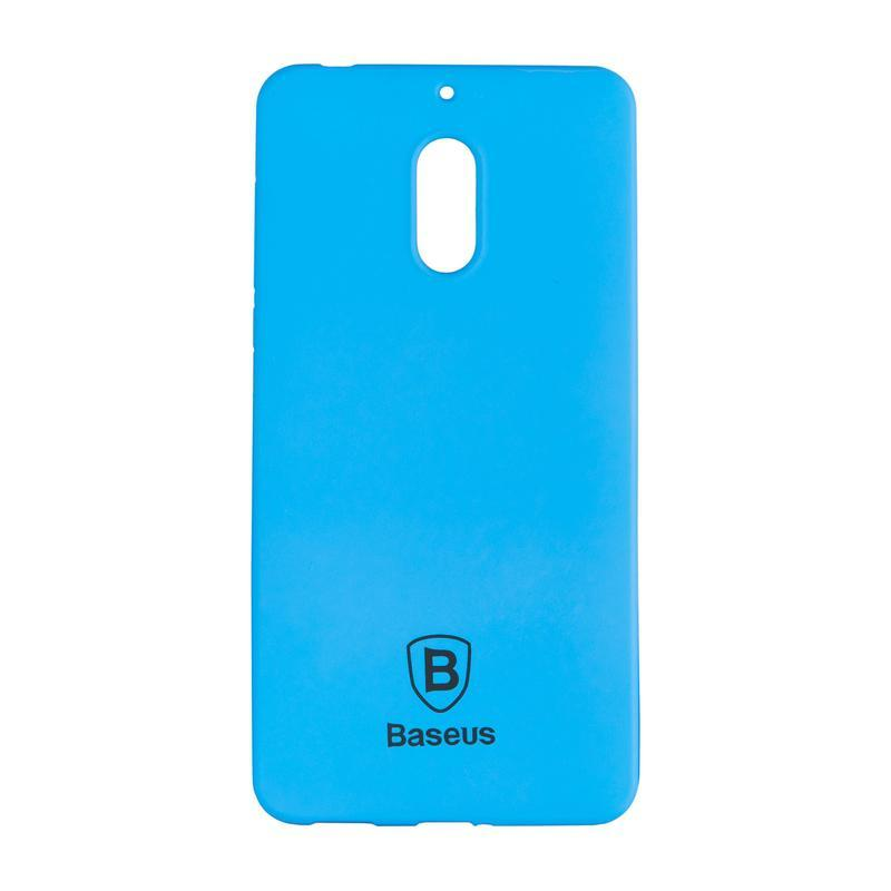 Baseus Soft Colorit Case for Nokia 6 Blue