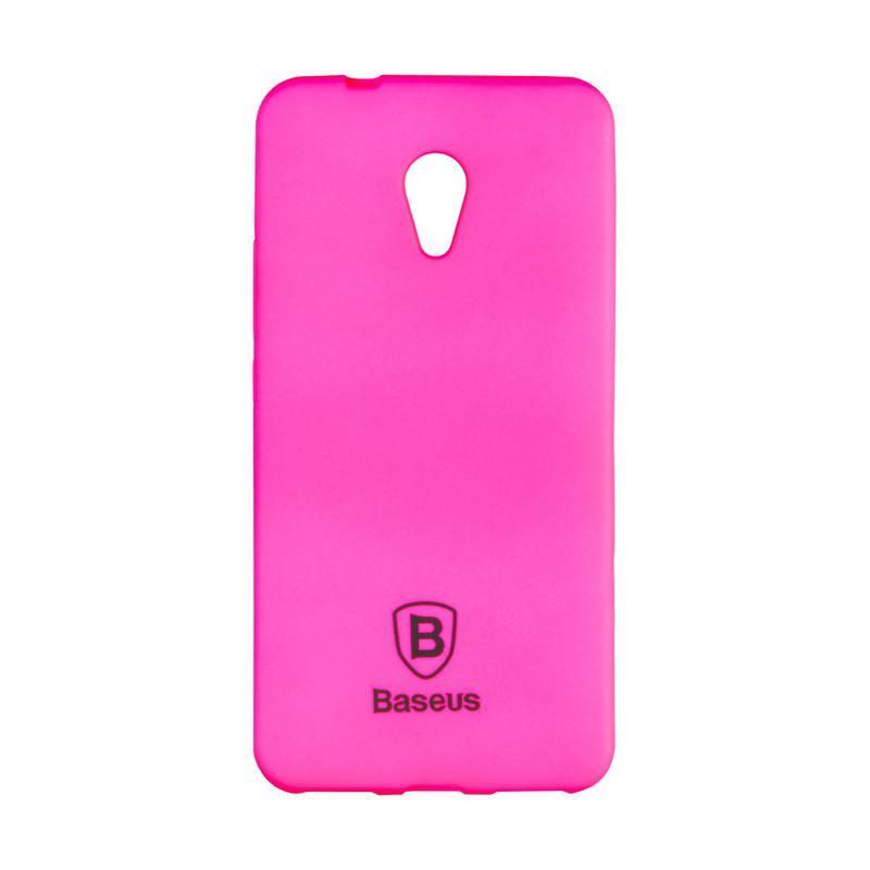 Baseus Soft Colorit Case for Meizu M5 Note Pink