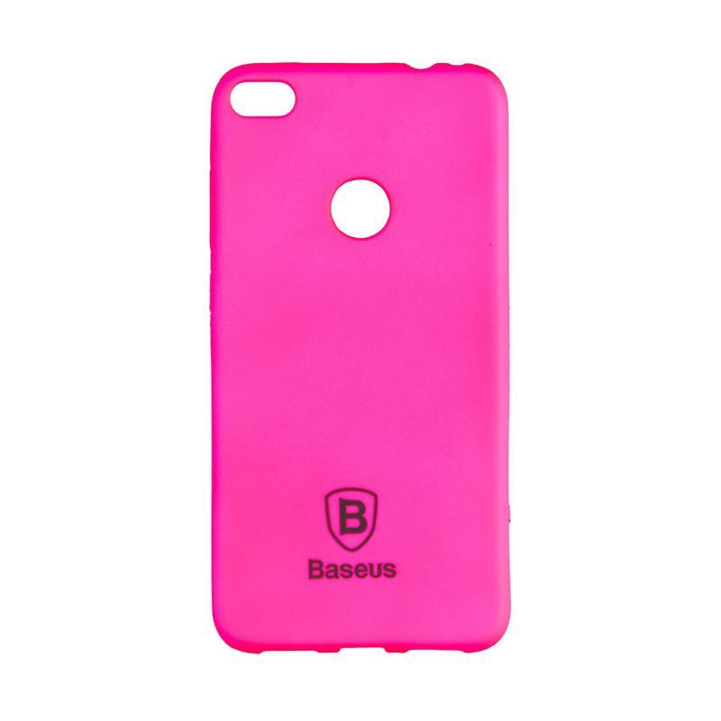 Baseus Soft Colorit Case for Huawei Y7 Pink