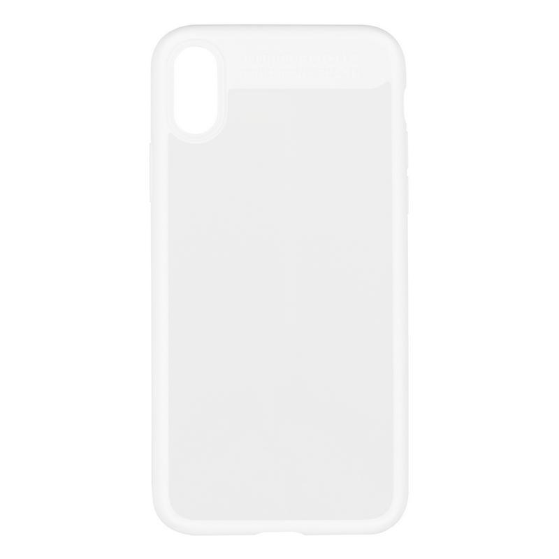 Baseus (OR) Suthin Case For iPhone X White (SB02)