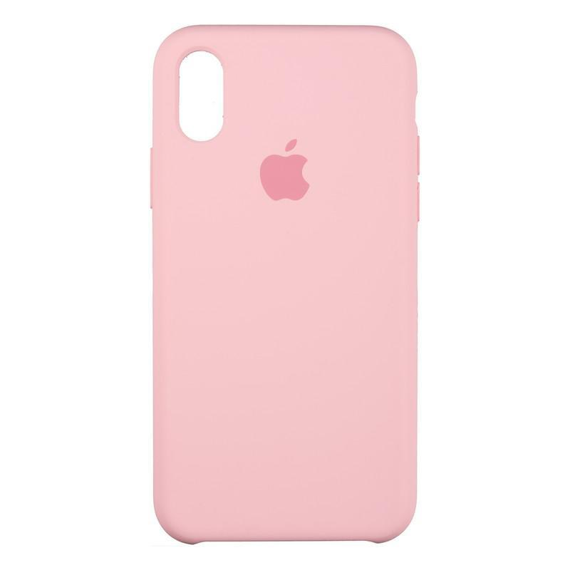 Original Soft Case iPhone X Light Pink (6)