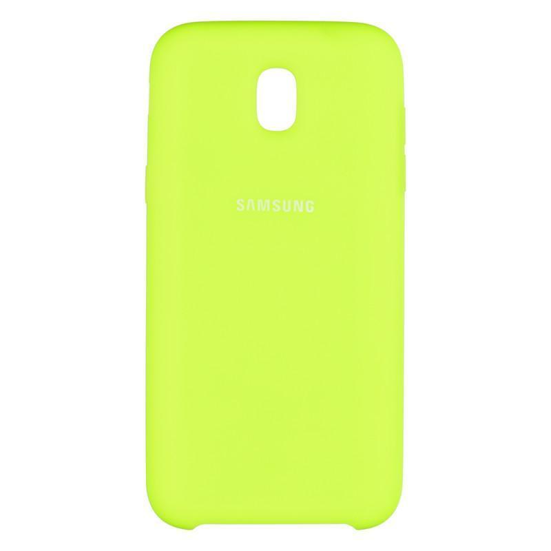 Original Soft Case Samsung J530 (J5-2017) Lime (39)