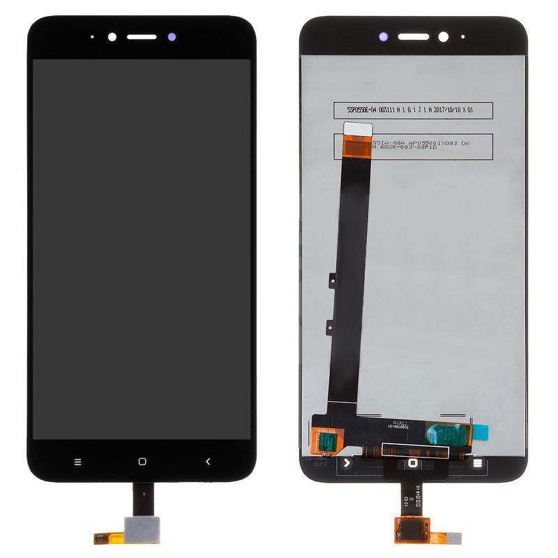 Дисплей Xiaomi Redmi Note 5a с черным сенсором