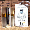 Мини-парфюмерия Paco Rabanne Invictus (Пако Рабанн Инвиктус) с феромонами, 3 x15 мл