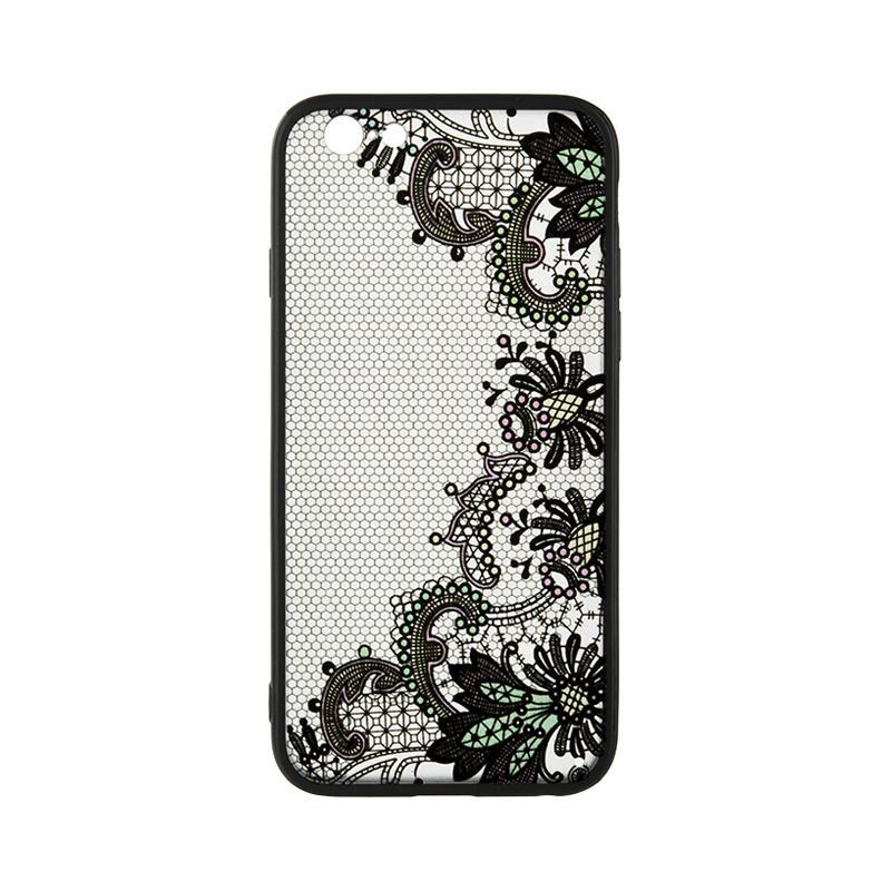 Rock Tatoo Art Case for Meizu M6 Note Color Flowers