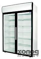Холодильный шкаф-витрина со стеклянной дверью ШХ-1.0 ДС купе Polair (Полаир)