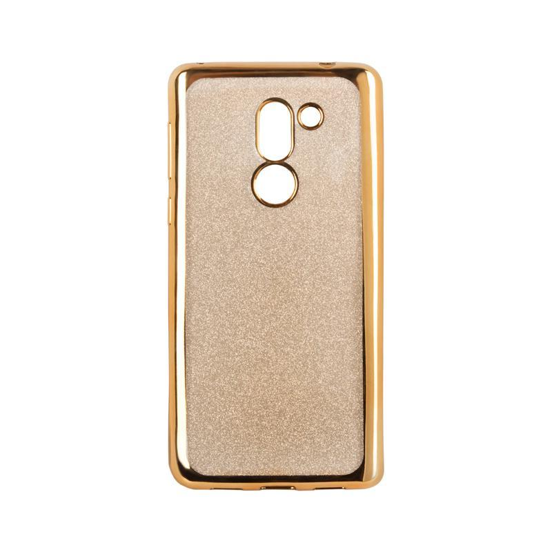 Remax Glitter Air Series for Huawei Y7/Y7 Prime Gold