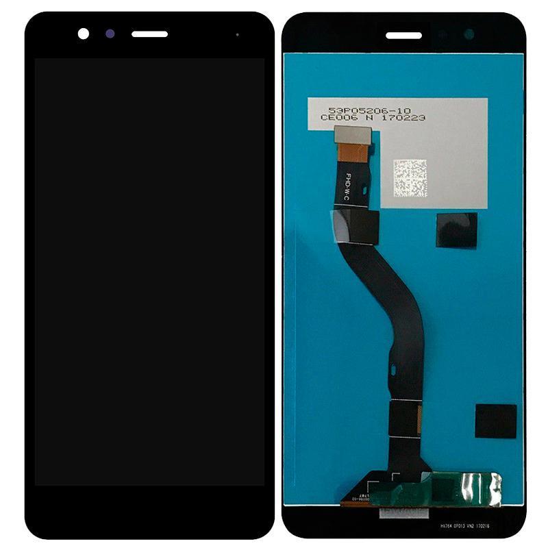 Дисплей і сенсор (модуль) на Huawei Nova Lite чорний