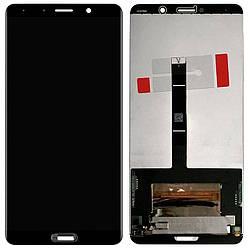 Дисплей и сенсор (модуль) на Huawei Mate 10 Lite черный