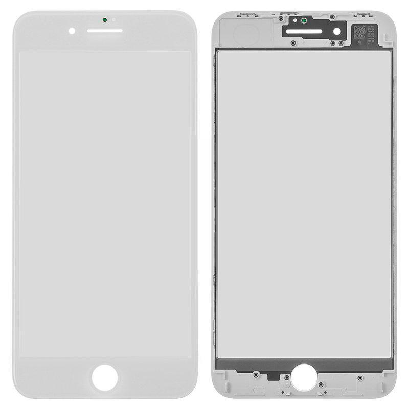 Скло + Рамка + Oca iPhone 8 Plus White