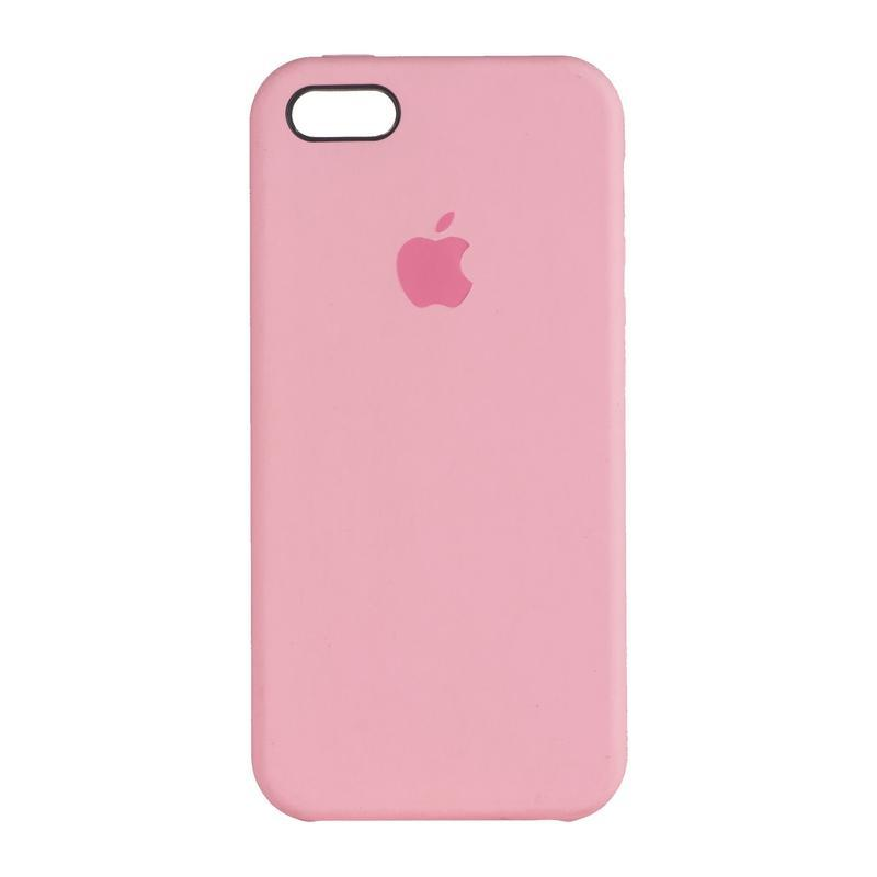 Original Soft Case iPhone 7 Light Pink (6)
