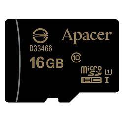 Карта памяти microSDHC 16Gb Apacer (UHS-1)
