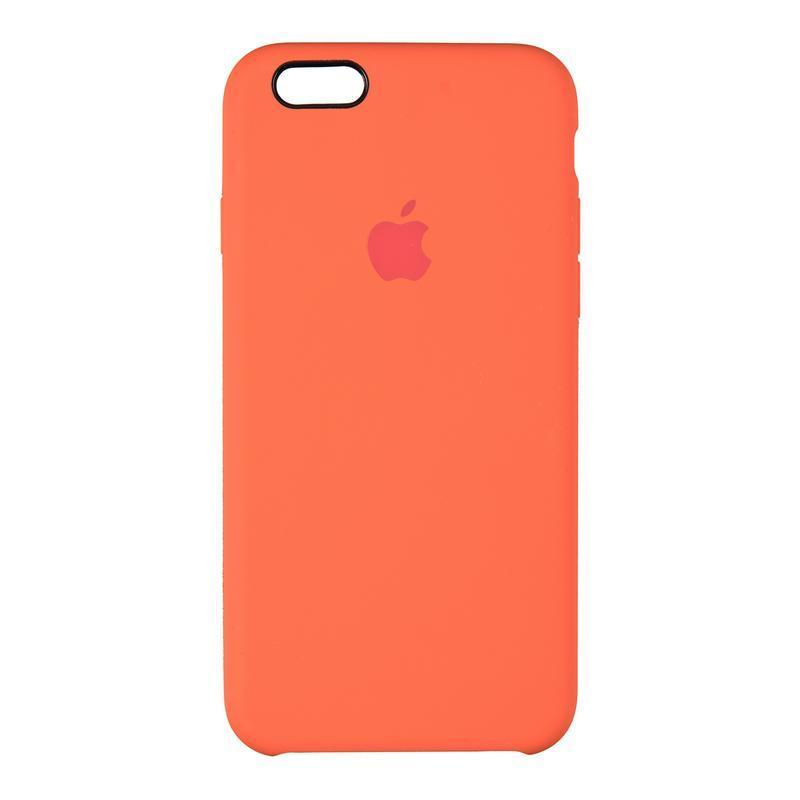 Original Soft Case iPhone 6 Plus Orange (2)