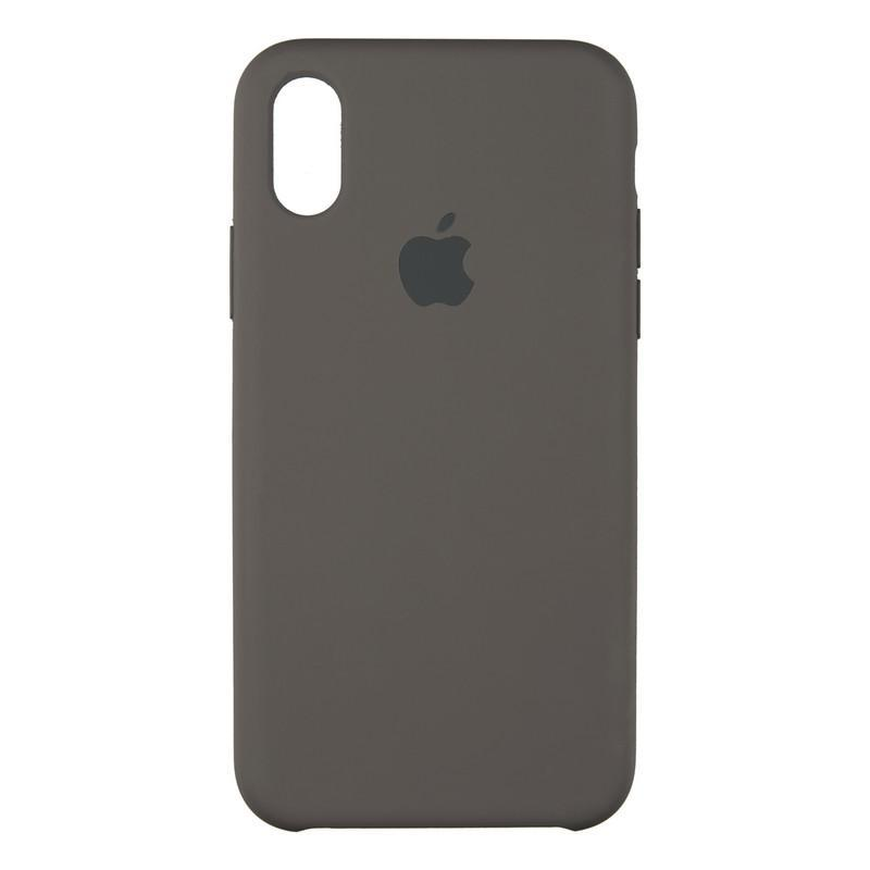 Original Soft Case iPhone X Coffe (22)