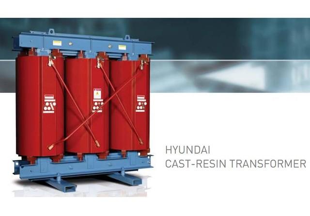 Картинки по запросу сухие трансформаторы hyundai