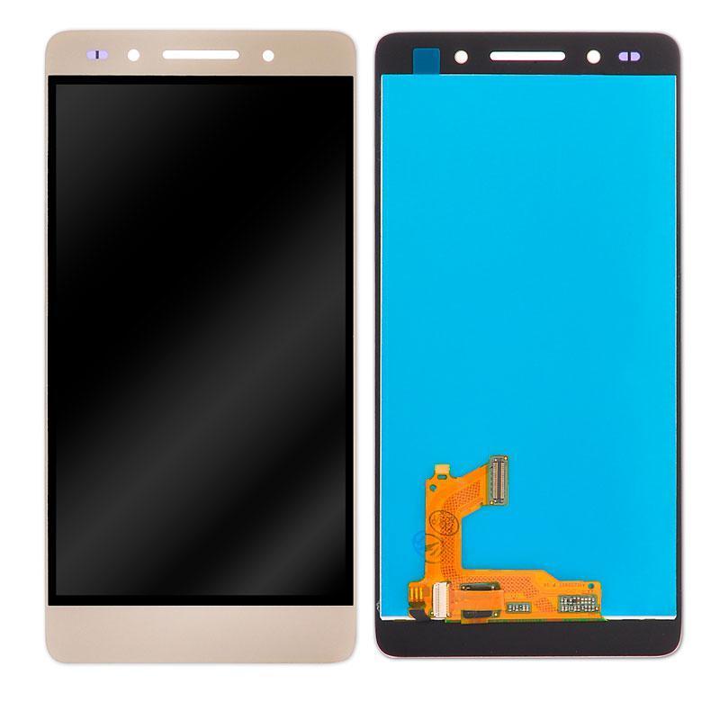 Дисплей и сенсор (модуль) на Huawei Honor 7 золотой