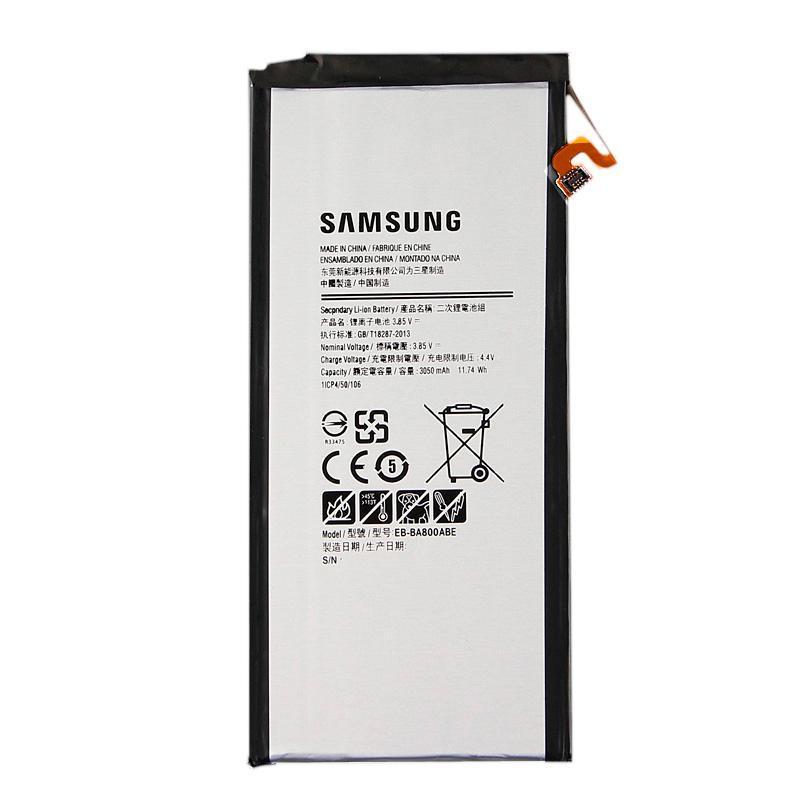 Акумулятор (батарея) для Samsung A530 (A8-2018) (висока якість)