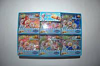 Резиночки для плетения DIY-POP Loop&Loom 300 шт. (разноцветные полосатые)