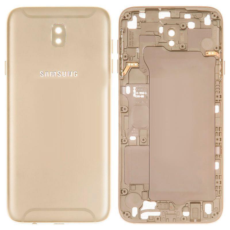 Задня кришка Samsung J730 (J7-2017) OR Gold