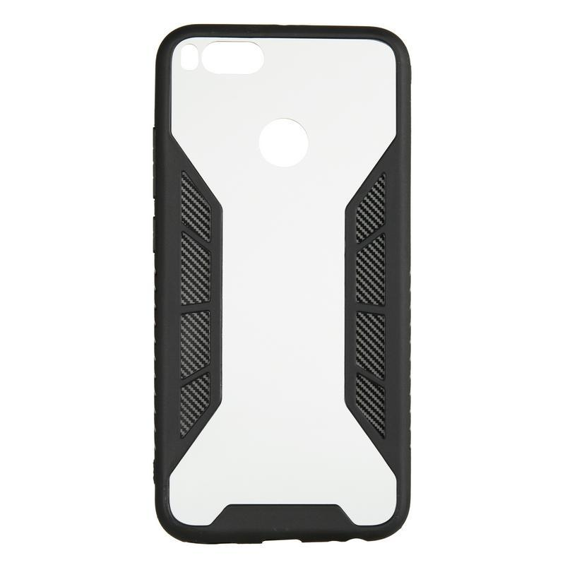 IPaky Carbon Fiber Seria for Xiaomi Mi5x/A1 Black