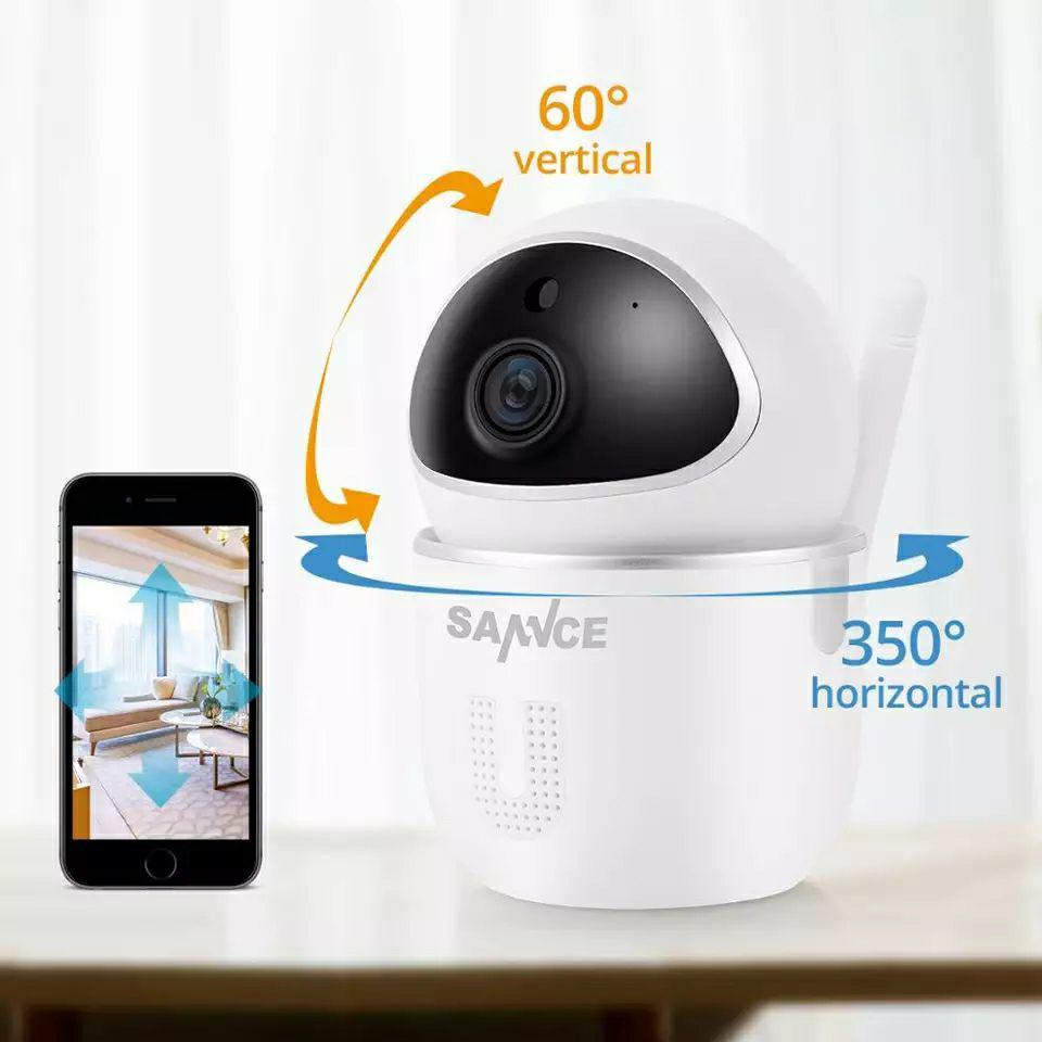 Поворотная WiFi IP камера 1080P SANNCE SC-I41EU. MIPC