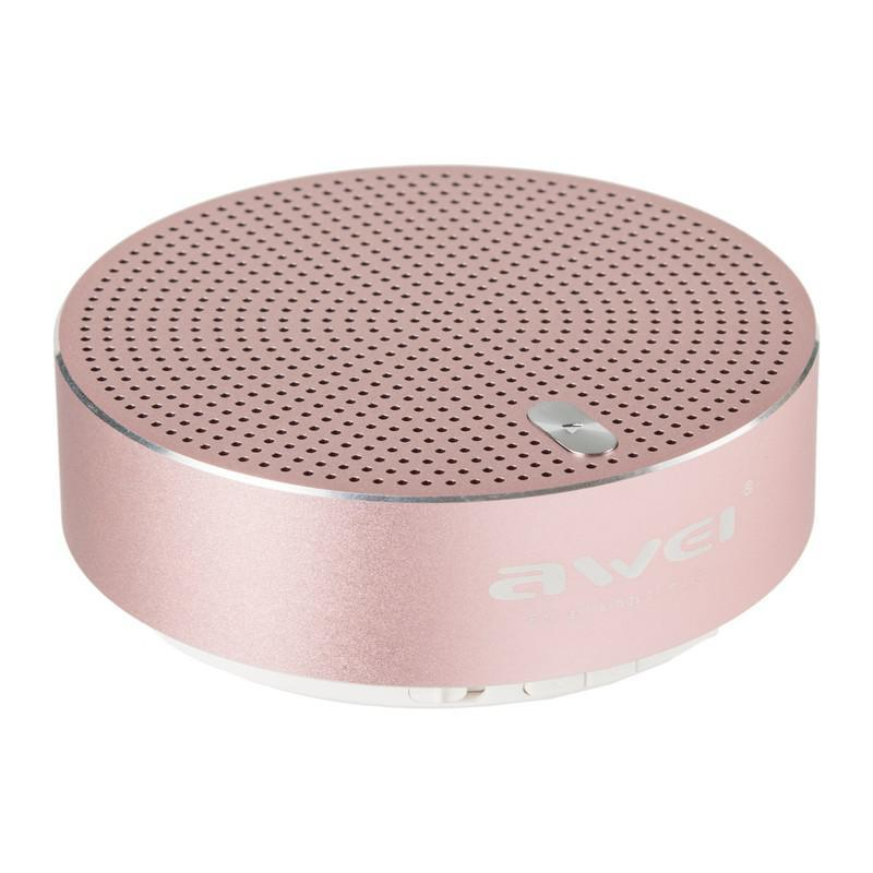 Bluetooth Speaker AWEI (OR) Y800 Rose Gold