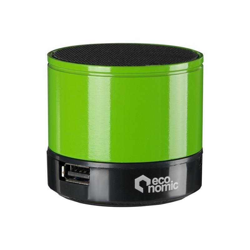 Bluetooth Колонка Economic EC-10 Green