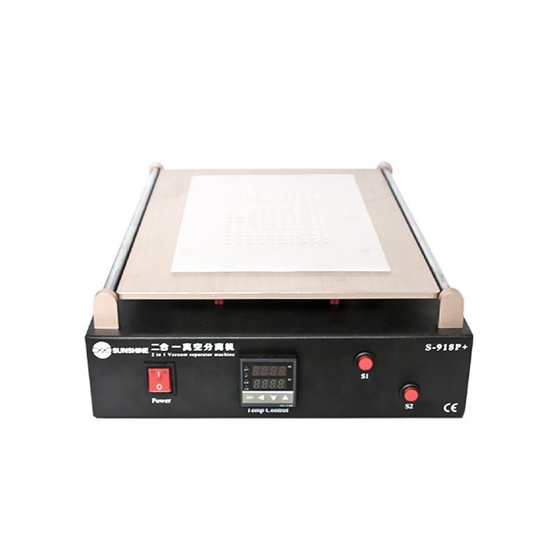 """Сепаратор вакуумный для замены стекол Sunshine SS-918P+ """"15"""""""