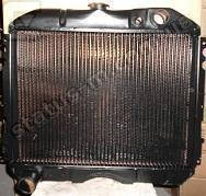Радиатор охлаждения Волга 24, 31029 (3 рядный медный) (Иран)