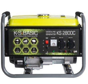 Бензиновый генератор K&S BASIC KS 2800C