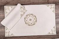 Maco набор стильных и изящных ковриков с кружевами. Турция. Дистрибьютор в Украине.