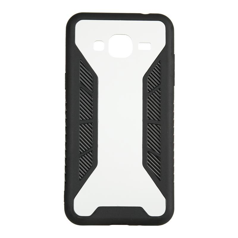 IPaky Carbon Fiber Seria for Huawei Y7 Prime (2018) Black