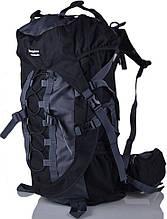Рюкзак туристический Onepolar W836-black чёрный 55 л