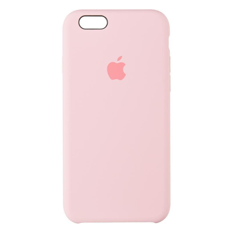 Original 99% Soft Matte Case for iPhone 6 Light Pink