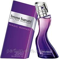 Женская туалетная вода Bruno Banani Magic Woman 50ml(test)
