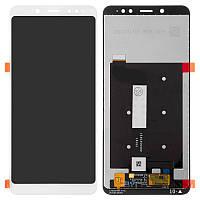 Дисплейный модуль (LCD + touch) Xiaomi Redmi Note 5 белый original