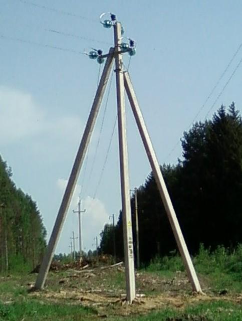 Фото железобетонных опор жби трубы сергиев посад
