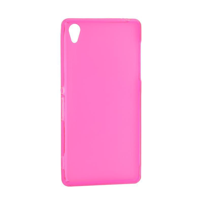 Original Silicon Case Xiaomi Redmi Note 5/5 Pro Pink