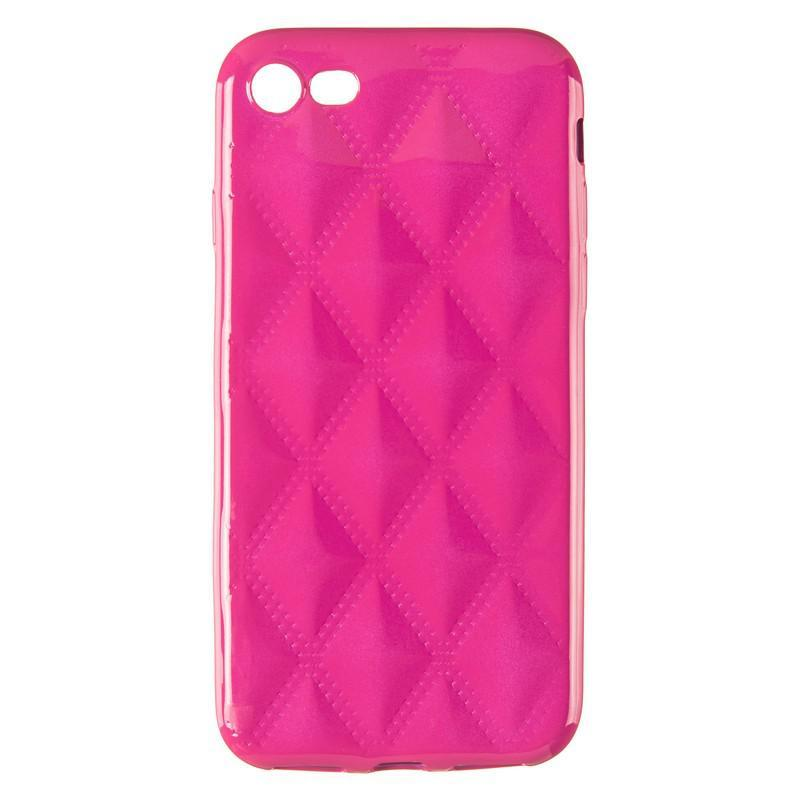 Baseus Rhombus Case for iPhone 7/8 Pink