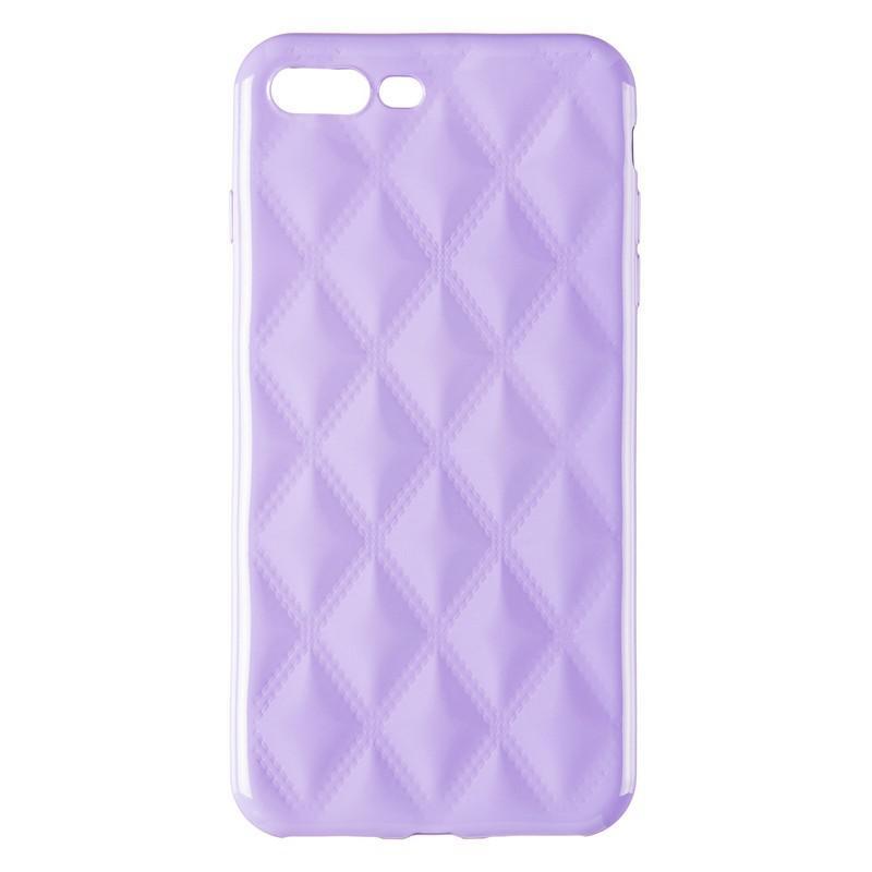 Baseus Rhombus Case for iPhone 7 Plus/8 Plus Violet