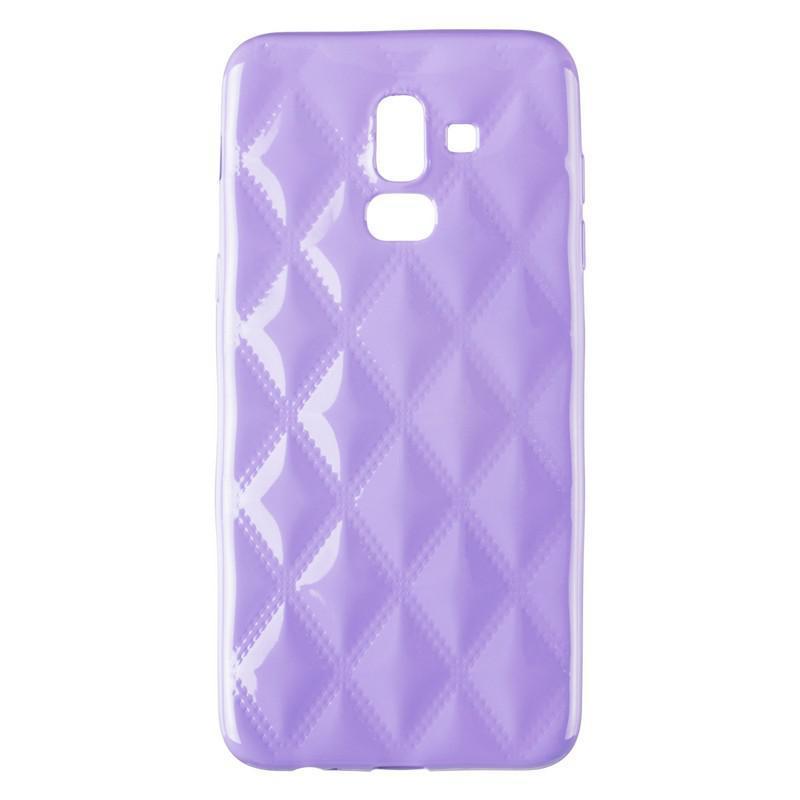 Baseus Rhombus Case for Samsung J810 (J8-2018) Violet
