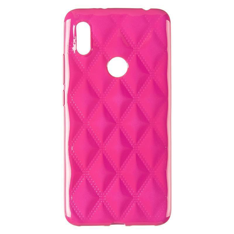 Baseus Rhombus Case for Xiaomi Redmi S2 Pink