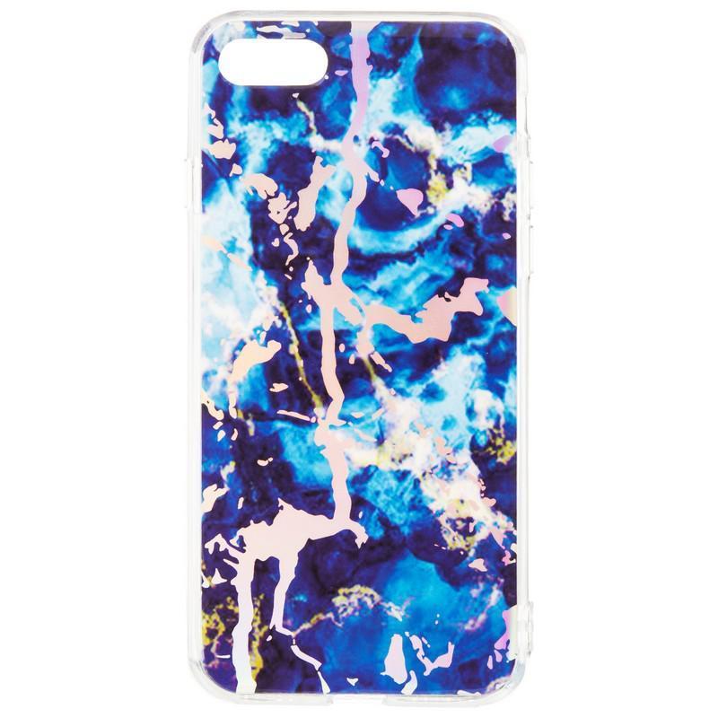 Baseus Mramor Shine Case for iPhone 7/8 Blue