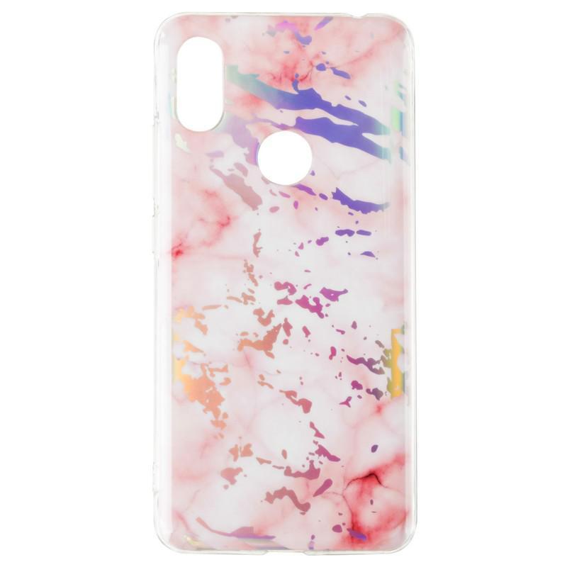 Baseus Mramor Shine Case for Xiaomi Redmi S2 Pink