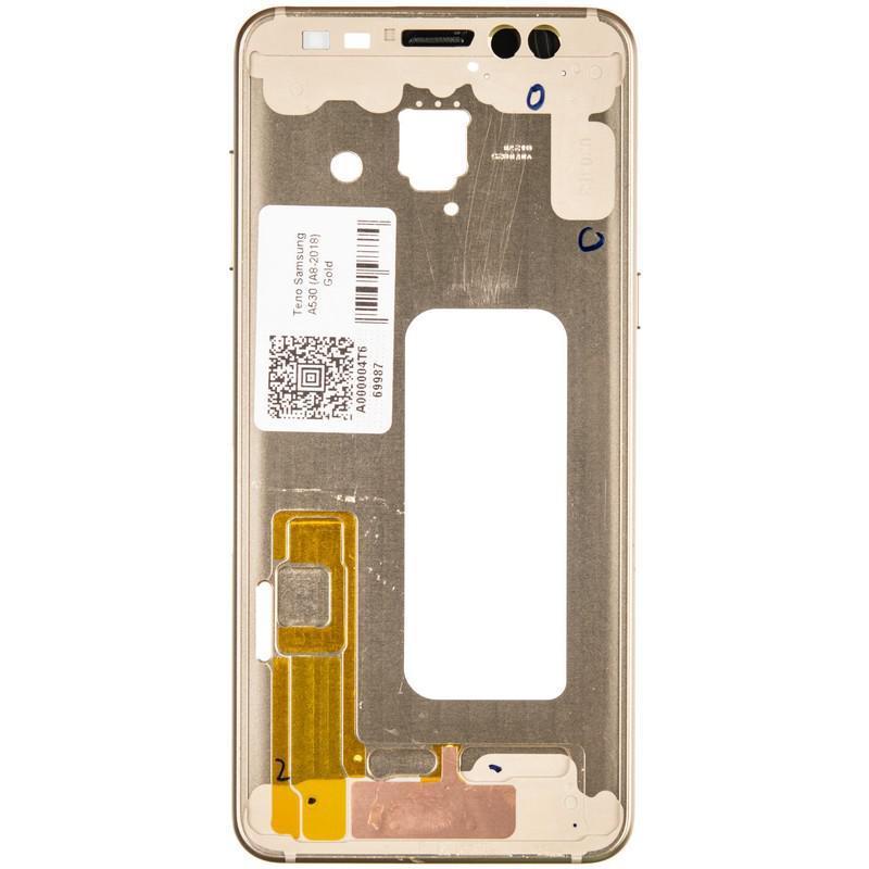Внутренняя часть Samsung A530 (A8-2018) Gold