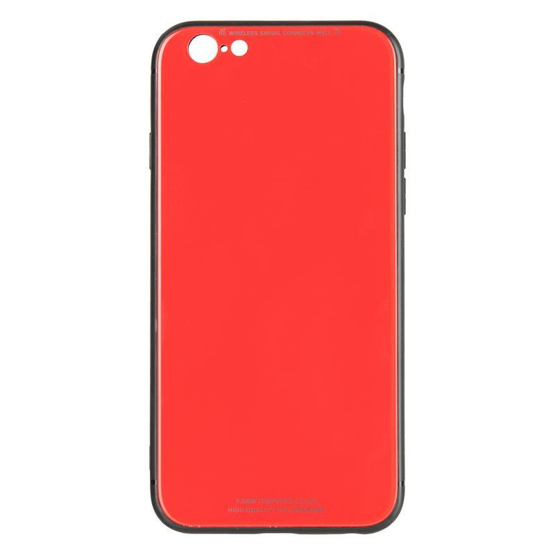 IPaky Glass Series for Samsung A605 (A6 Plus-2018) Red