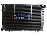 Радиатор охлаждения Газель нового образца, 2 рядный, медный (Иран)